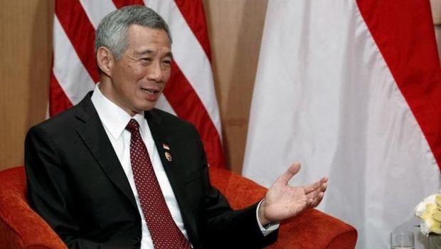 PM Singapura Lee Hsien Loong.