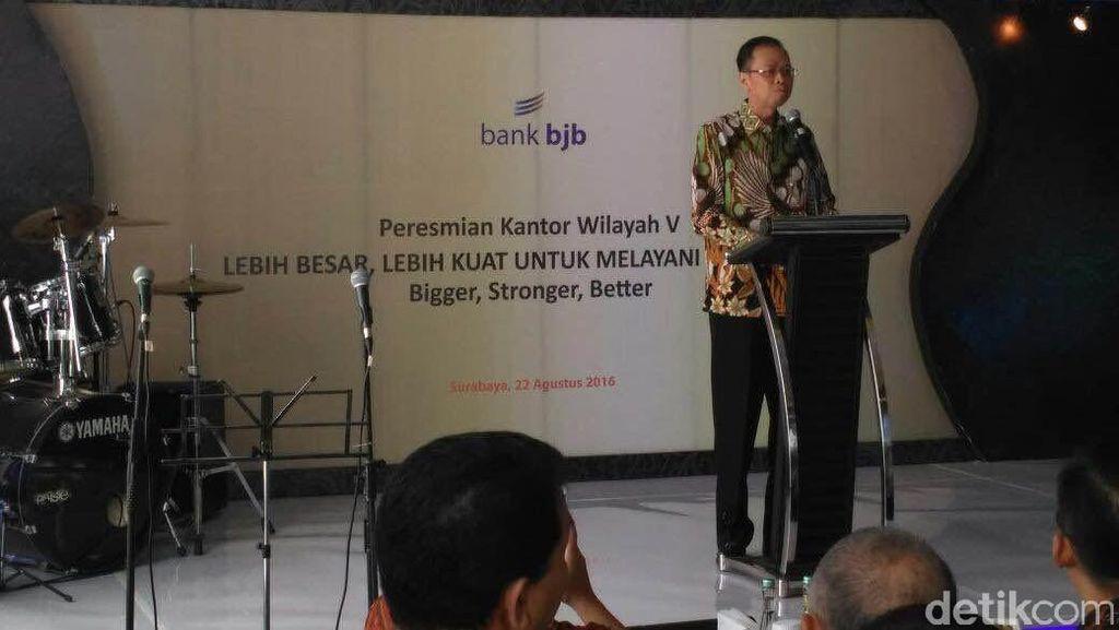 Kantor Wilayah V Bank BJB Resmi Beroperasi