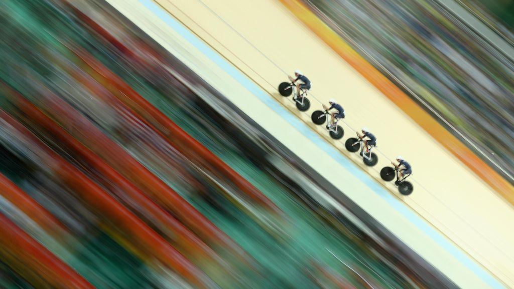Foto-Foto Terbaik Olimpiade 2016