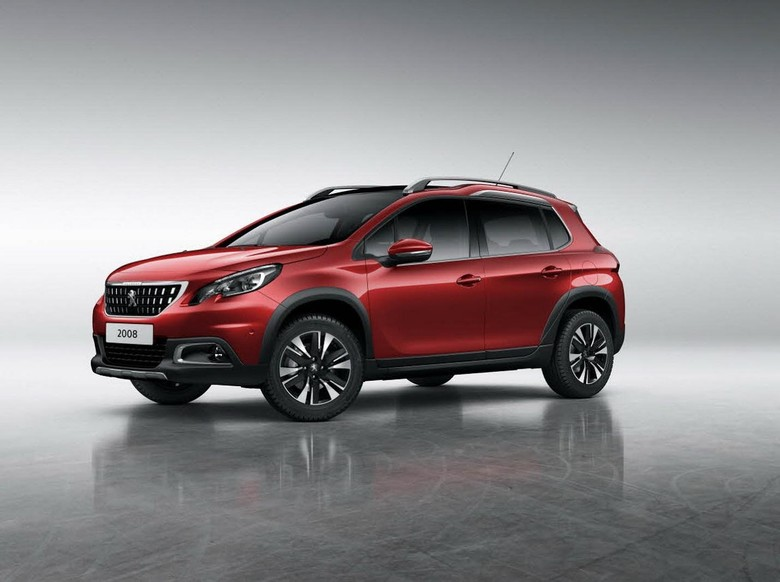 Peugeot Siapkan Pesaing Nissan Juke Nismo