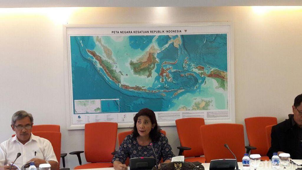 Hasil Tangkapan Dirampas di Lampung, 500 Nelayan Ngadu ke Susi
