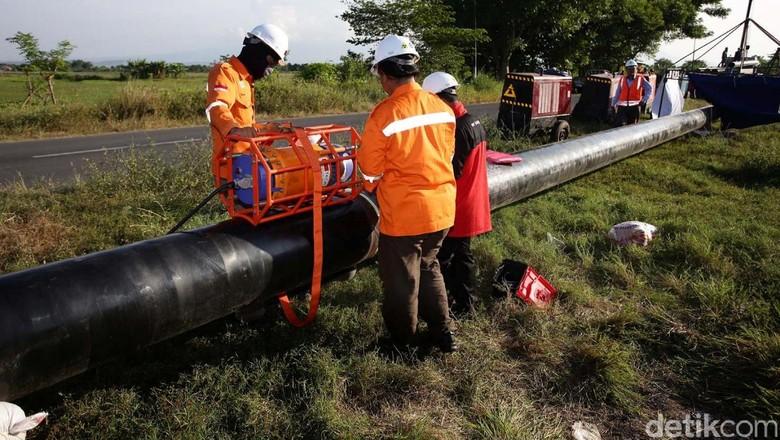 Pemakaian Gas Bumi di RI Bakal Digenjot, Ini Tantangannya