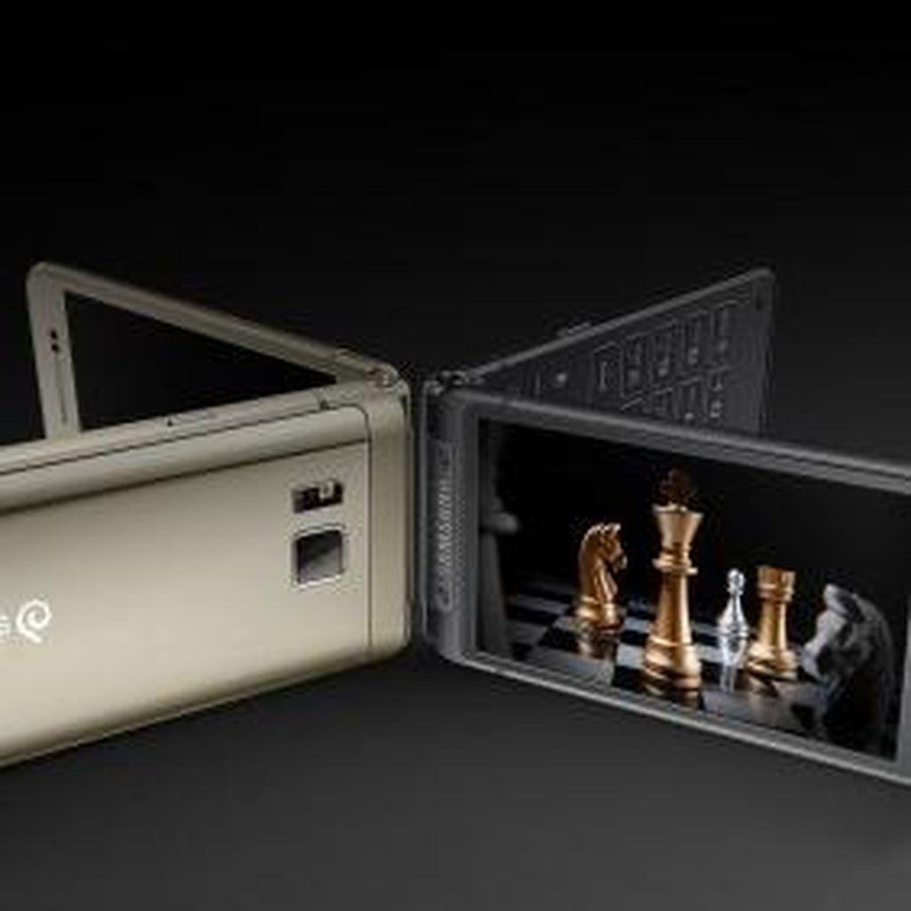 Ponsel Flip Anyar Samsung Siap Unjuk Gigi