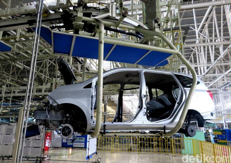 Daihatsu Produksi 5 Juta Mobil di Indonesia, Cetak Rekor MURI