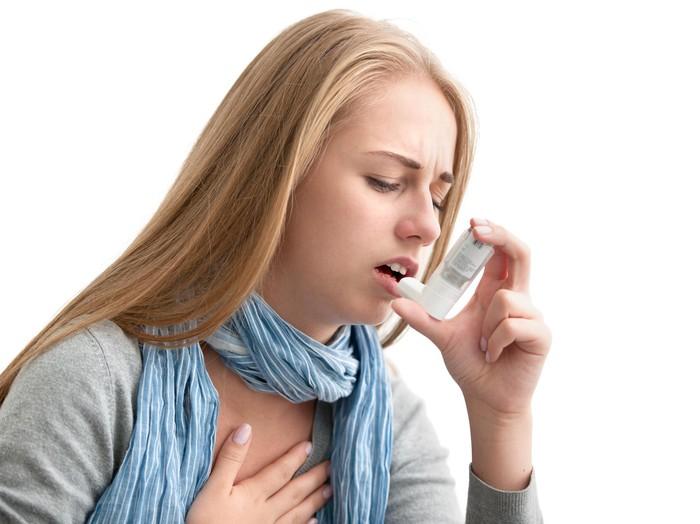 Ilustrasi asma (Foto: Thinkstock)
