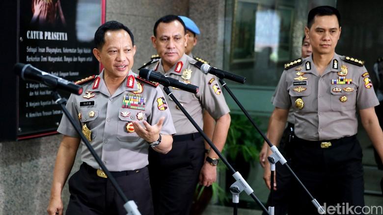 Polri Habiskan Rp 76 Miliar untuk Pengamanan Aksi 411 dan 2 Desember