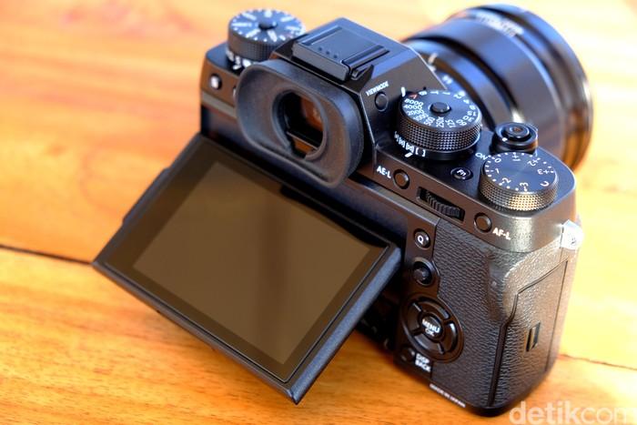 Fujifilm X-T2 (Foto: detikINET - Anggoro Suryo Jati)