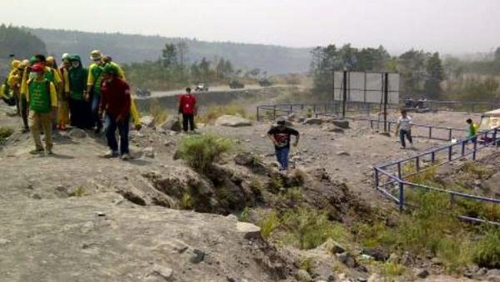 Berwisata ke Lereng Gunung Merapi