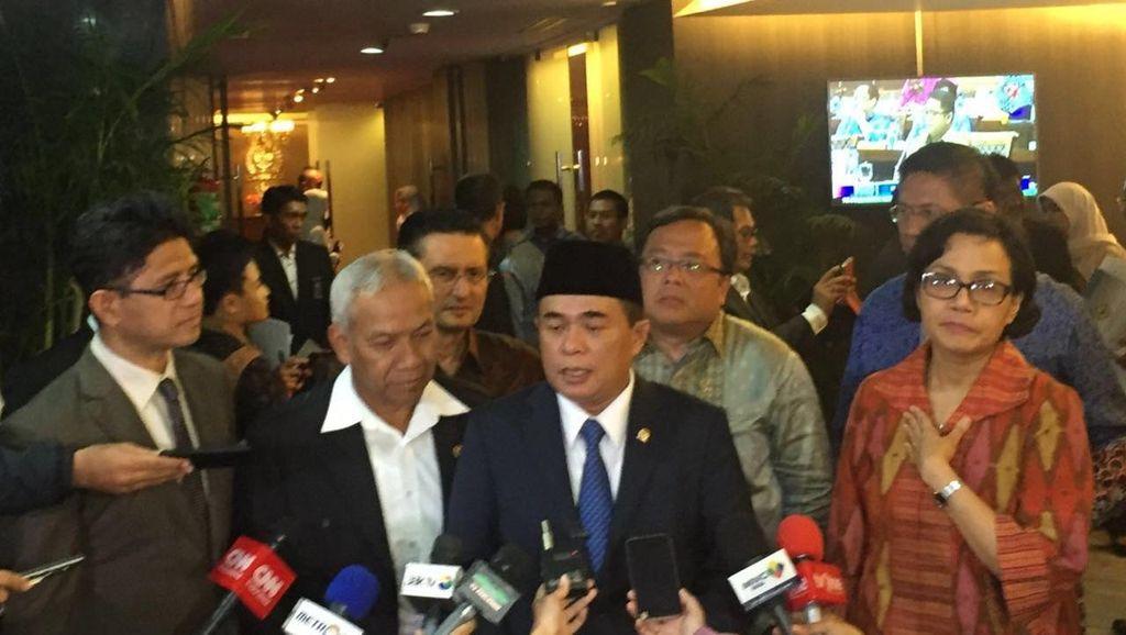 Sri Mulyani dan Ketua DPR Rapat 1,5 Jam, Ini Hasilnya