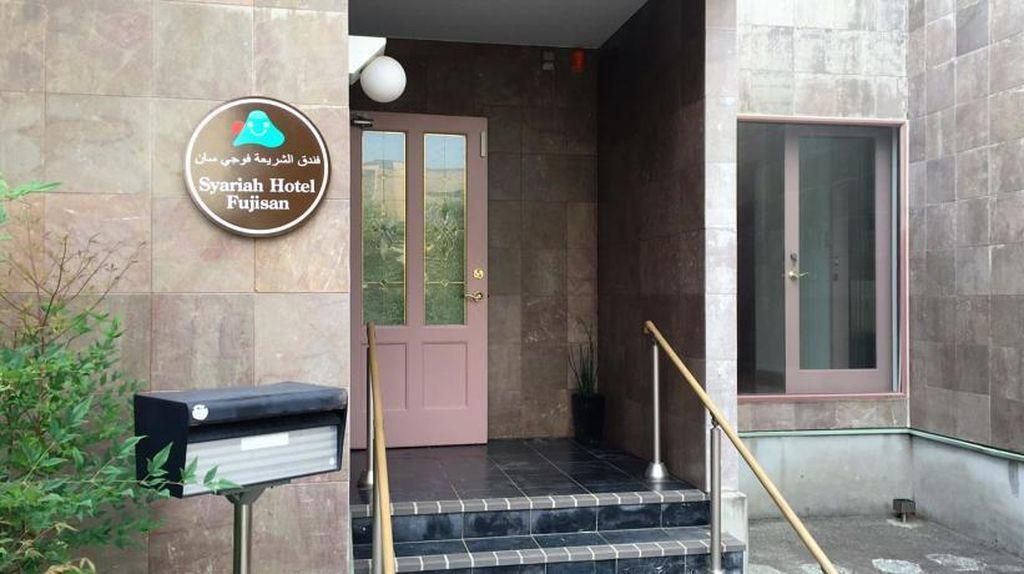 Ada Hotel Syariah Lengkap dengan Makanan Halal di Dekat Gunung Fuji