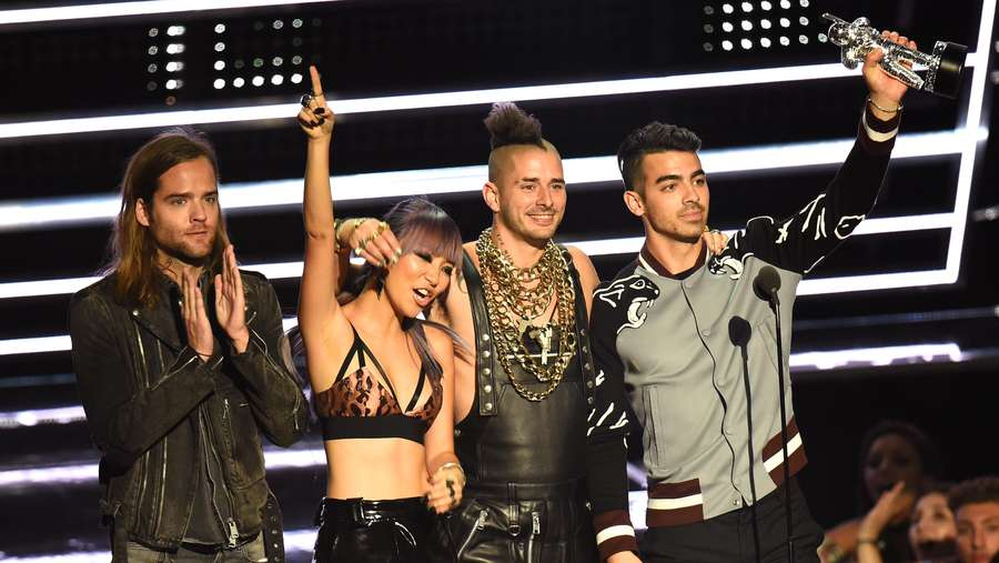 Ini Para Jawara MTV VMA 2016