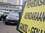 Hari ini Jadwal Ganjil-Genap di Jakarta Dimulai Pukul 06.00 WIB