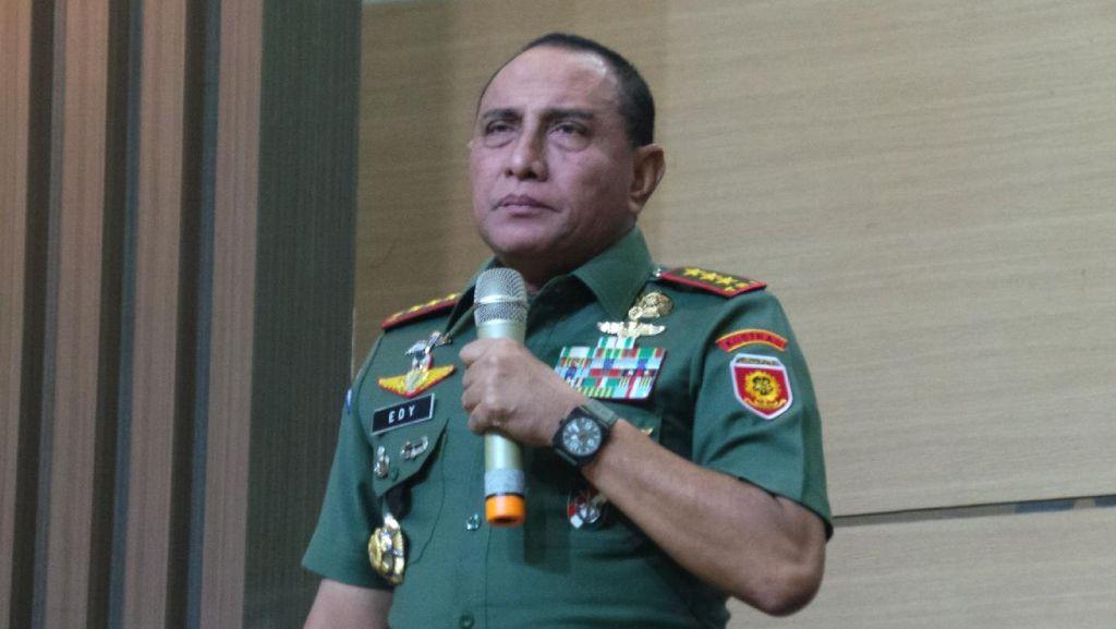 Edy Rahmayadi Daftar Jadi Calon Gubernur Sumut, Bagaimana Jabatannya di PSSI?