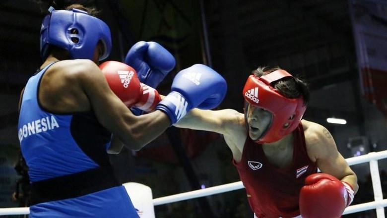 Asian Games 2018 Jadi Pertaruhan Cabor Tinju