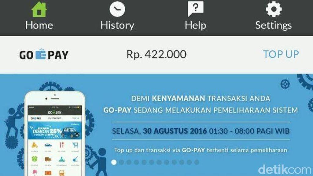 Go-Jek Menanti Izin QR Code dari BI