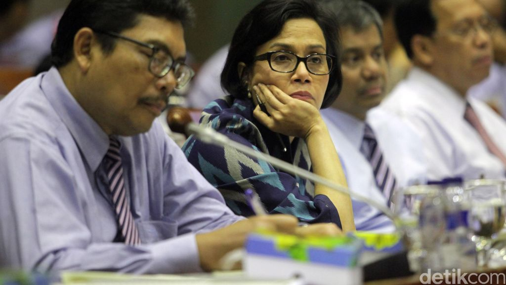 Muncul Usulan Aspirasi Daerah, Raker Sri Mulyani dan DPR Memanas