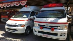 Ambulance Canggih Bantaeng Jadi Tempat Lahir 126 Bayi