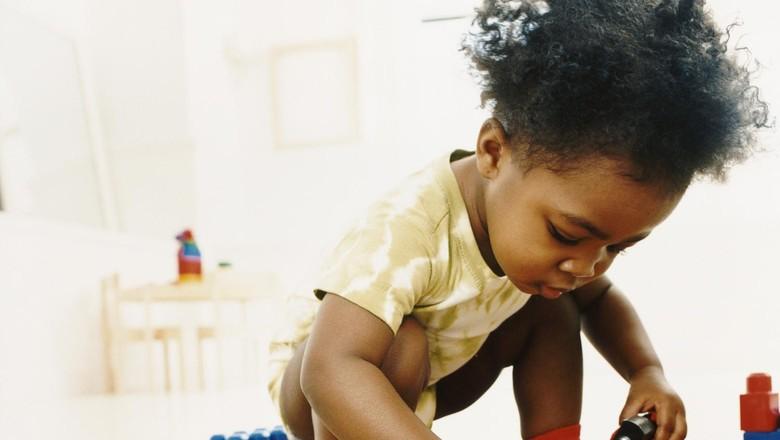 Tumbuh kembang anak 3 tahun/ Foto: Thinkstock