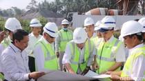 Menteri PUPR Tinjau Sabo di Jalan Raya Magelang, Targetkan Rampung Akhir 2017