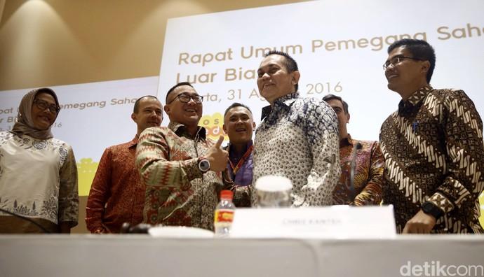 Indosat Gelar RUPSLB