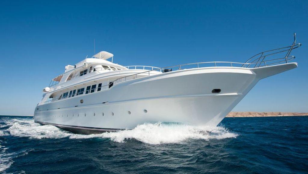 Indonesia Ingin Jadi Tempat Parkir Favorit Super Yacht & Cruise Dunia