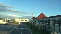 Jelang Pernikahan Kahiyang, Bandara Adi Soemarmo Atur Parkir Pesawat