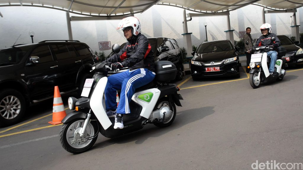 AISI Ingatkan Pemerintah Buat Regulasi Standar Motor Listrik