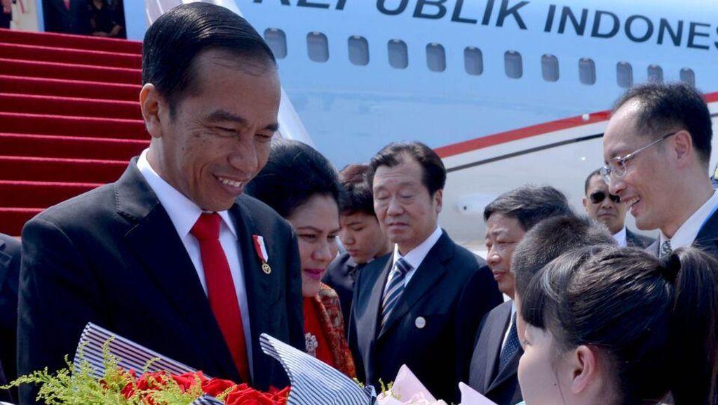 Berkunjung ke China, Jokowi Lirik Alibaba untuk Promosi Indonesia