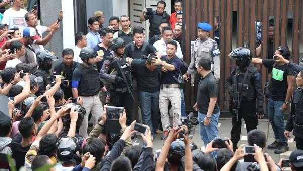 Polda Metro Jaya: Dua Pelaku Perampokan di Pondok Indah Jadi Tersangka