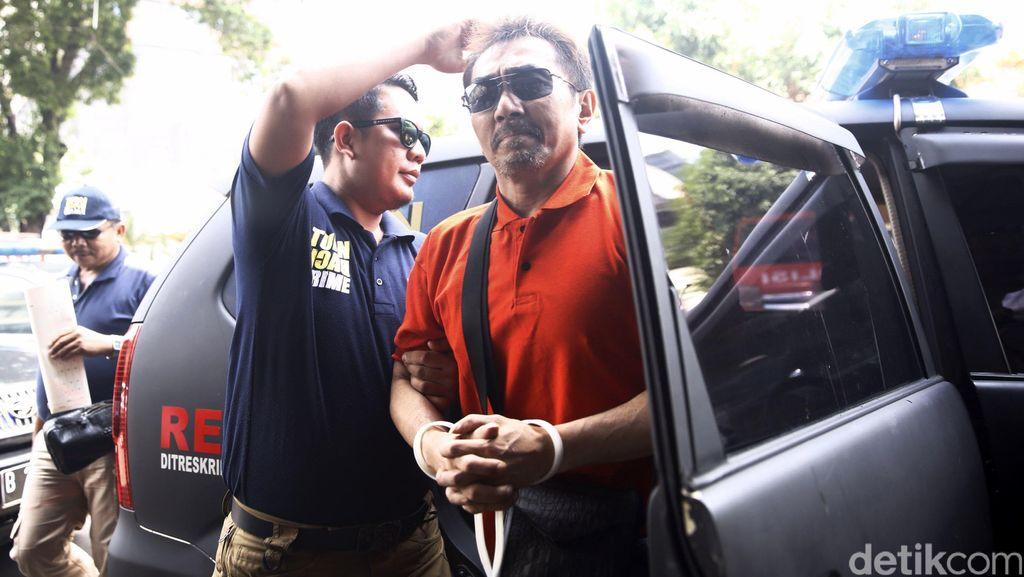 Didakwa Kasus Senpi, Aa Gatot akan Bacakan Eksepsi