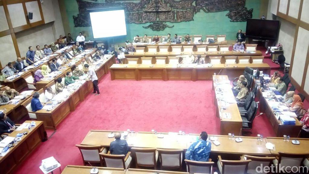 Rapat Bahas PMN, Anggota DPR Singgung Bangkrutnya Merpati