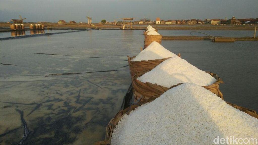 25.000 Ton Garam Impor Asal Australia Masuk RI