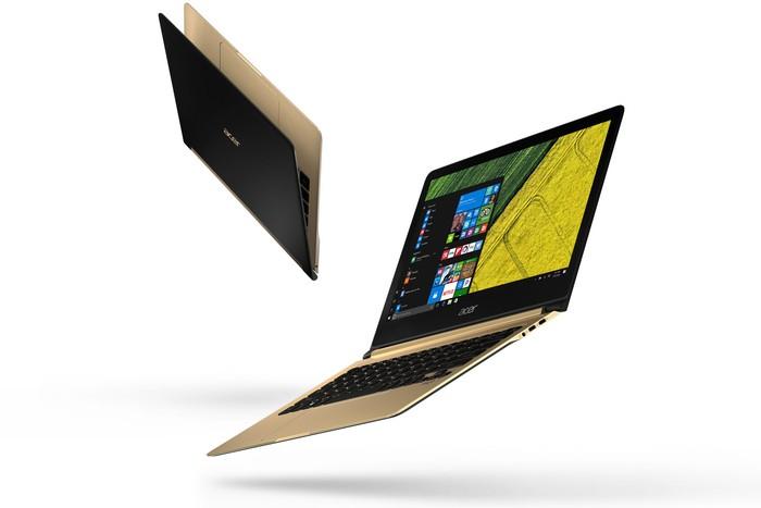 Acer Swift 7. Foto: Acer