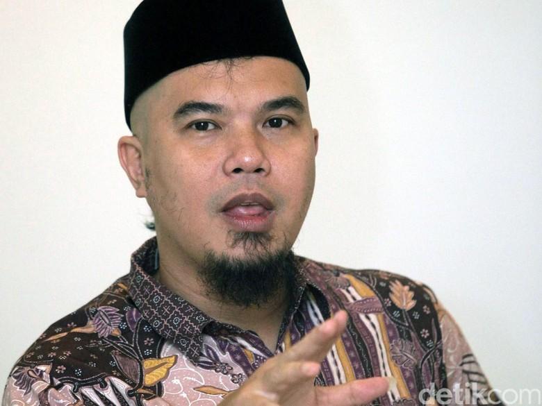 Dilaporkan Relawan Ahok ke Polisi, Ini Kata Ahmad Dhani