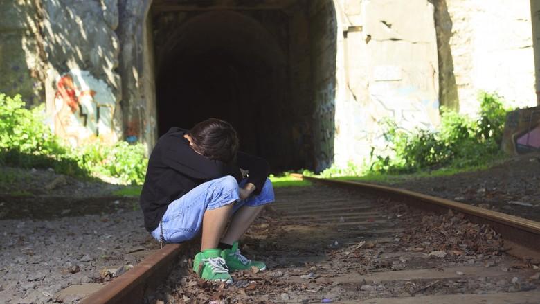 Ilustrasi anak dibully karena kondisi langka/ Foto: thinkstock