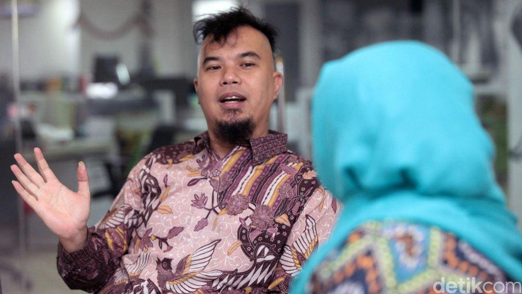 Ahmad Dhani: Saya Berdarah Politisi, Banyak Parpol yang Melamar
