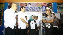 Menpan RB Kunjungi Polda Riau Terkait Rencana Kenaikan Status Menjadi Tipe A