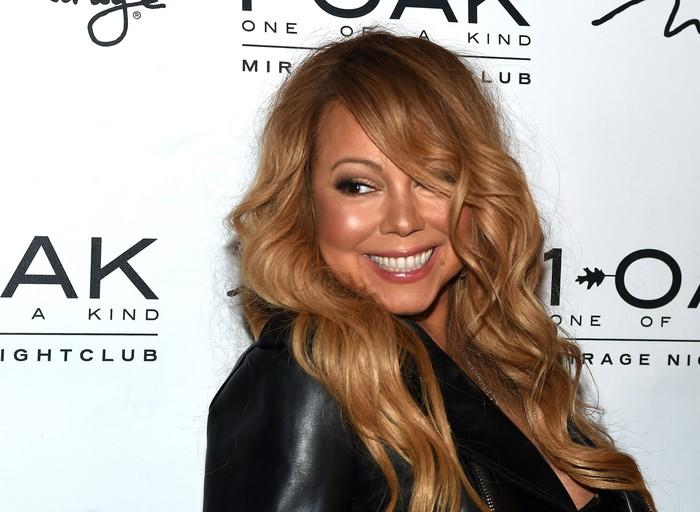 Masalah vokal lainnya menimpa seorang penyanyi, penulis dan pencipta lagu, produser rekaman, dan aktris asal Amerika Serikat, Mariah Carey. aku punya nodul, aku harus bernyanyi dengannya, ungkapnya pada salah satu wawancara. (Foto: Thinkstock)