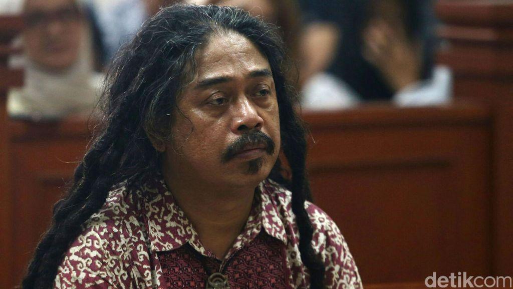 Saut Situmorang Divonis Hukuman Percobaan 5 Bulan Penjara