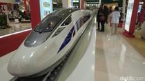 Bengkak Lagi, Nilai Proyek Kereta Cepat JKT-BDG Jadi Rp 82 T
