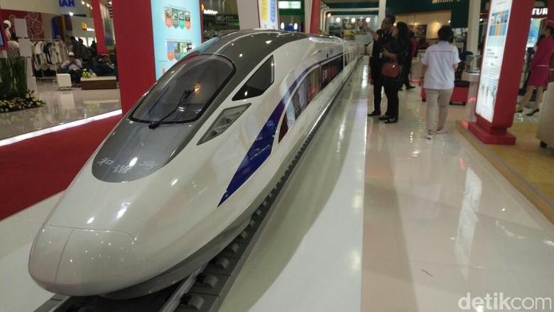 Utang dari China untuk Kereta Cepat Belum Cair