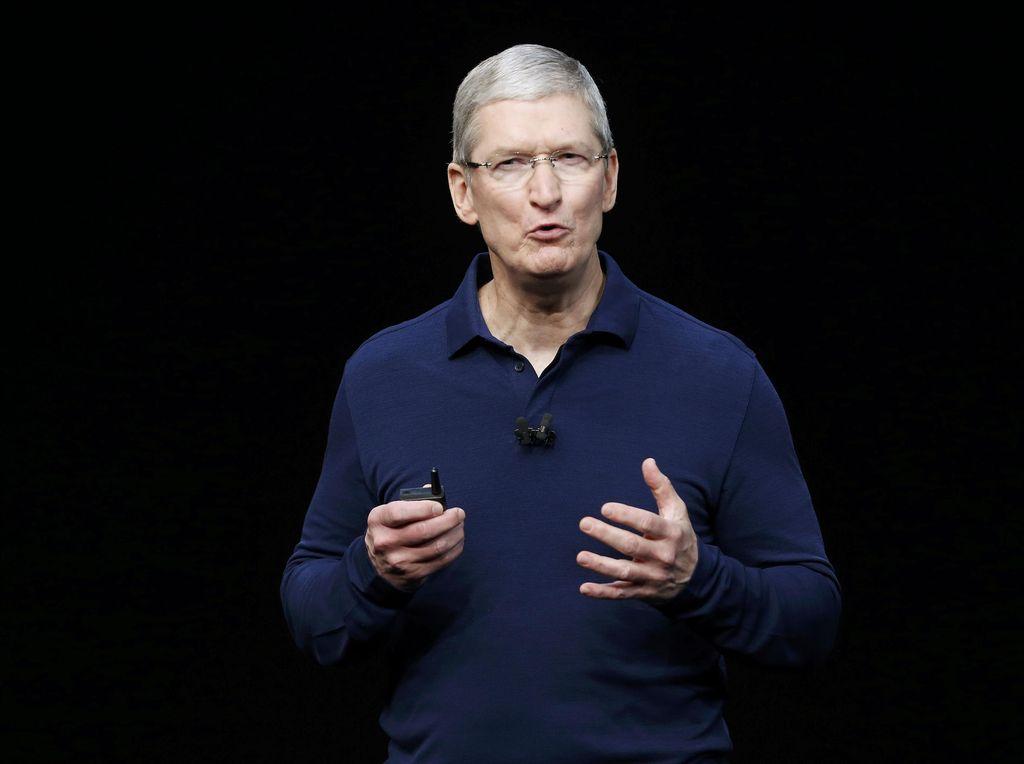 Bos Apple Soal Kebocoran Data Facebook: Sangat Mengerikan!