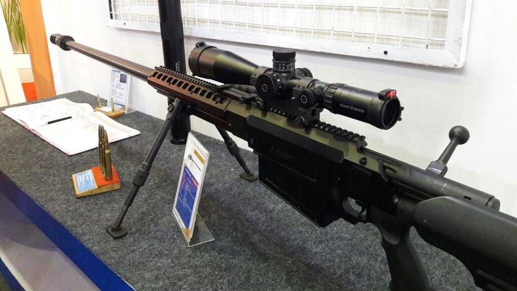 RI Jajaki Kerja Sama Industri Senjata dan Alat Tempur dengan Ceko