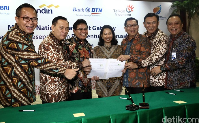 Bank BUMN dan Telkom Bikin Perusahaan Kartu Kredit