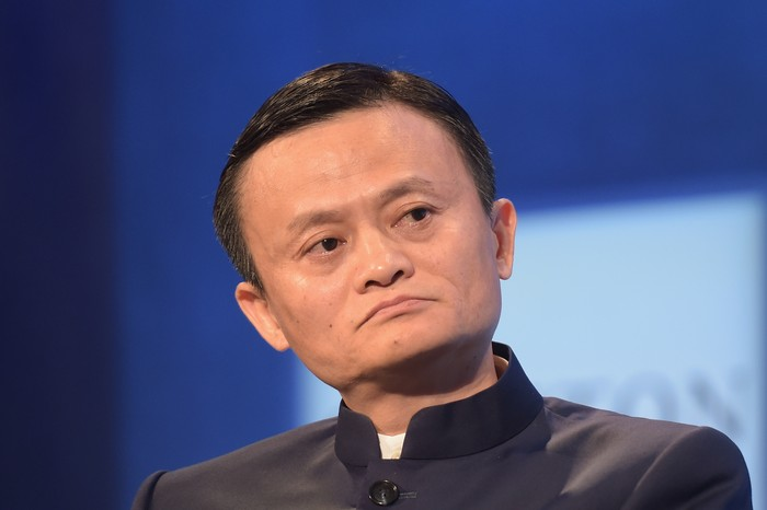 Jack Ma. Foto: GettyImages