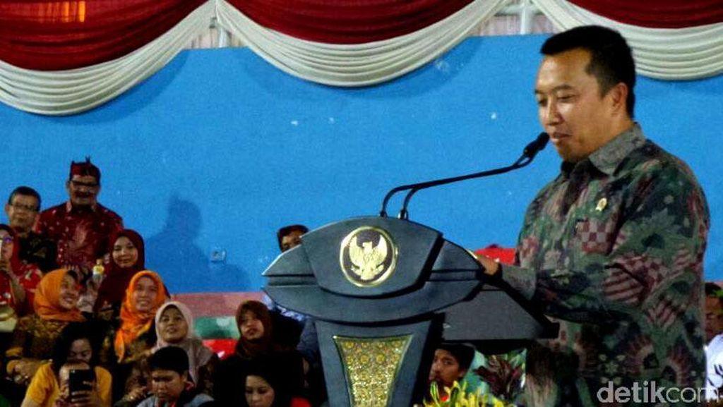 Olahraga Indonesia Harus Bangkit