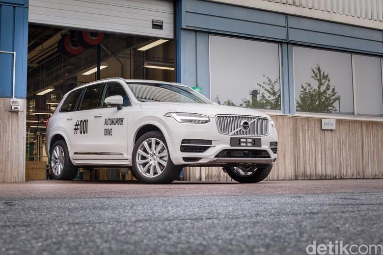 Banyak Pecinta Volvo, Jaringan Diler Jadi Prioritas Garansindo