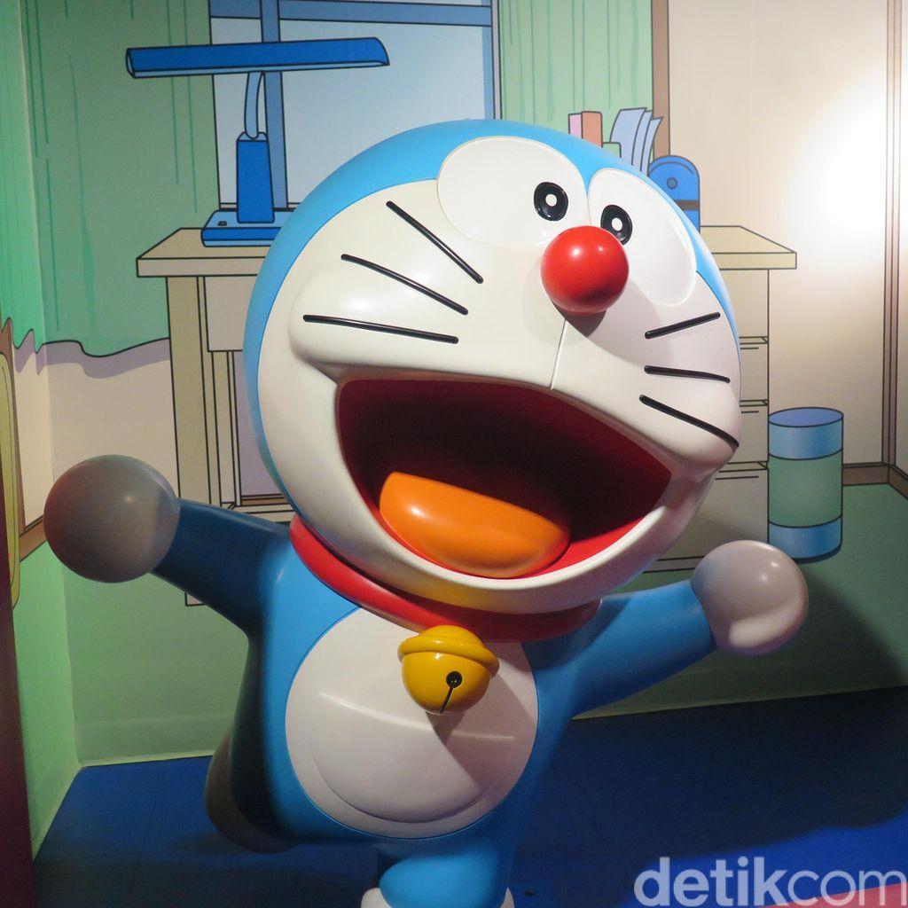 10 Alat Doraemon yang Paling Diharapkan Jadi Nyata