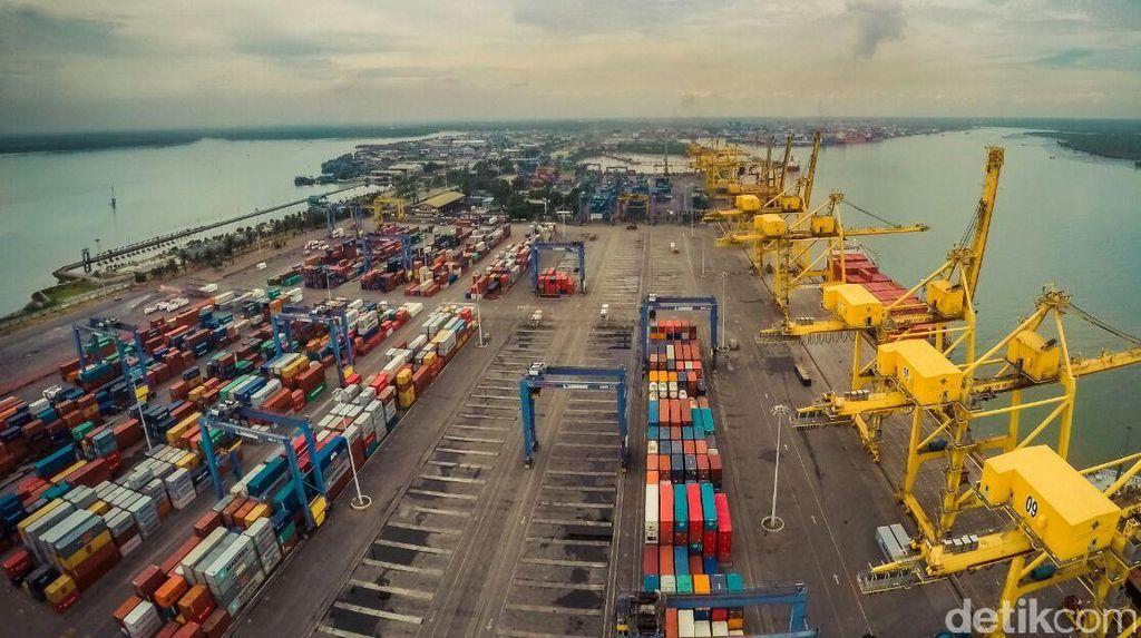 Bea Cukai Awasi Melon Australia Masuk RI Lewat Pelabuhan Belawan