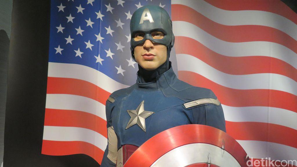 Serunya Berinteraksi dengan Karakter Marvel